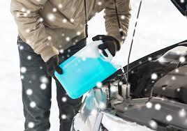 ضد یخ چیست و چگونه از موتور خودرو محافظت می کند؟